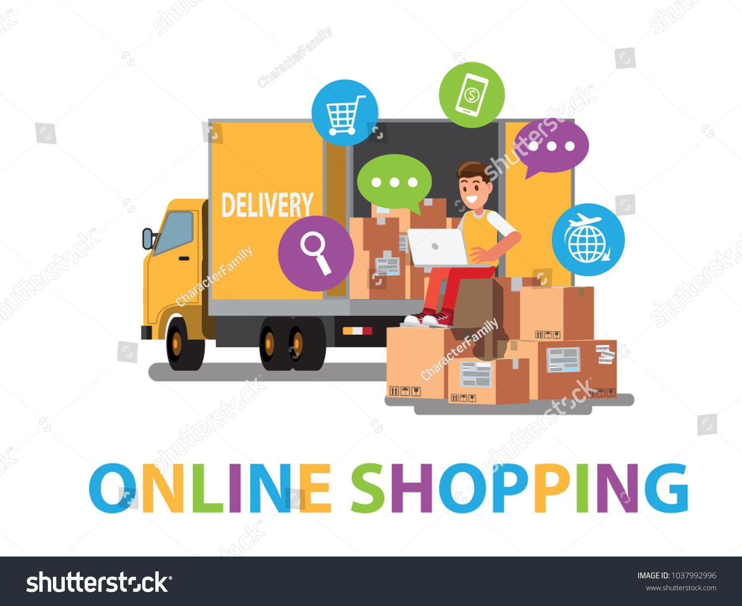 Why sell online